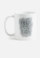 Sixth Floor - Crazy plant lady mug