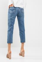 Levi's® - Altered straight jeans