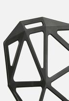 Eleven Past - Geometric chair