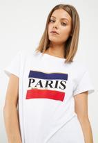 dailyfriday - Paris tee