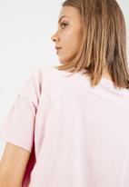 New Look - Applique shoulder tee