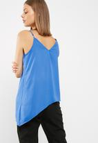 New Look - Assymetric trim cami