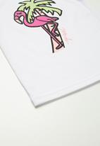Rip Curl - Flamingo dreams tee