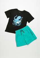 Rip Curl - Octopus curly tee