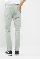 basicthread - 5 pocket skinny pants