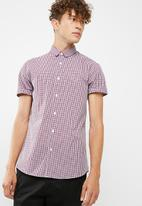New Look - Gingham shirt