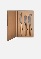 Humble & Mash - Cheese knife set