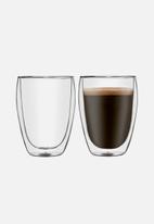 Humble & Mash - Double walled latte glasses