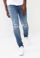 New Look - Busted knee skinny jean