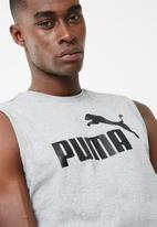 PUMA - ESS Logo Muscle Vest