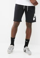 Nike - Franchise sweat shorts