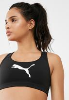 PUMA - Powershape forever logo sports bra