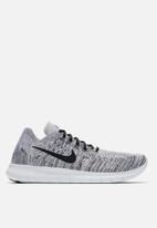 181f1f5d1133d Nike Free RN FK 2017 - 880843-101 - White   Black   Staelth Nike ...