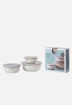 Mepal - Cirqula bowl set 3 pcs
