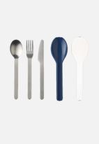 Mepal - Ellipse 3pcs cutlery set