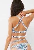 MSH - Boho tides bikini top