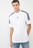 adidas Originals - 3 stripe jersey tee