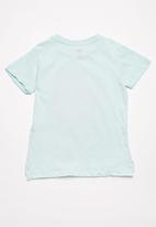 Cotton On - Kids max short sleeve tee - blue