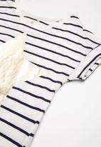 Cotton On - Kids penelope short sleeve roll up