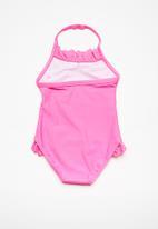MINOTI - Bow frilled swimsuit