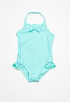 MINOTI - Bow frilled swimsuit
