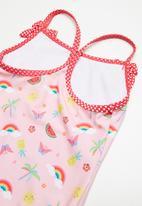 MINOTI - Fruit swimsuit