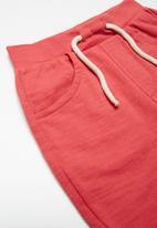 MINOTI - Fleece shorts