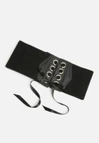 dailyfriday - Wide corset belt