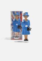 Kikkerland - Solar queen derby edition blue hat