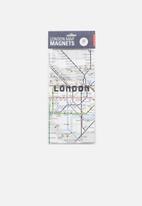Kikkerland - Map magnets