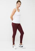 South Beach  - Cut out stirrup legging