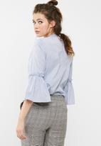 dailyfriday - 3/4 sleeve blouse