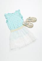 dailyfriday - Shimmer tutu skirt