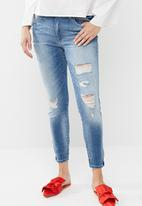 GUESS - Mid rise skinny