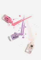 nailmatic - Kids Party 3 pack water based nail polish