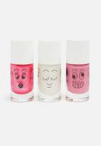 nailmatic - Kids Cosmos 3 pack water based nail polish
