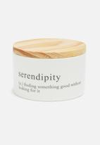 Love Milo - Serendipity canister