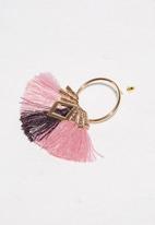 Miss Maxi - Jess tassle earrings
