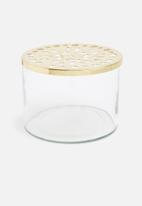 Sixth Floor - Remy glass box
