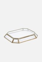 Sixth Floor - Juno glass tray
