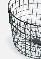 Sixth Floor - Wire basket