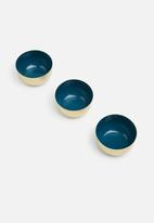 Sixth Floor - Suki bowls set of 3