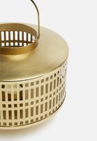 Sixth Floor - Shiva tea light candle holder