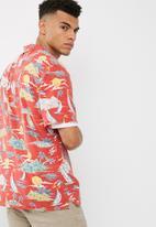 82deba9a 91 short sleeve shirt- Red aloha Cotton On Shirts | Superbalist.com