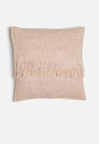 Sixth Floor - Annie cushion cover - pink