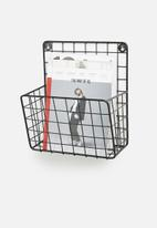 Sixth Floor - Wall magazine holder