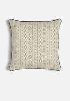 Sixth Floor - Cheyenne cushion cover