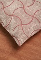 Sixth Floor - Jemila cushion cover - pink