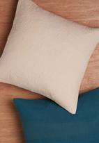 Sixth Floor - Leila cushion cover - light pink