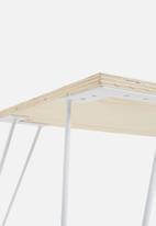 Sixth Floor - Hairpin desk
